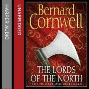 The Lords of the North - Bernard Cornwell - cover