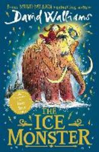 Libro in inglese The Ice Monster David Walliams
