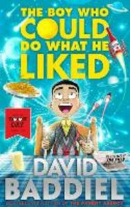 Ebook in inglese The Boy Who Could Do What He Liked Baddiel, David