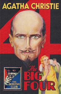 The Big Four - Agatha Christie - cover
