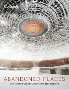 Ebook in inglese Abandoned Places Happer, Richard