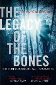 The Legacy of the Bones - Dolores Redondo - cover