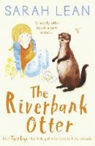 The Riverbank Otter - Sarah Lean - cover