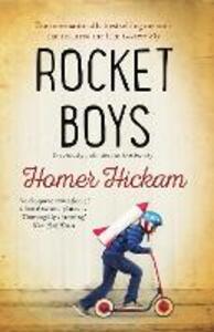 Rocket Boys - Homer Hickam - cover
