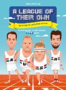 Foto Cover di A League of Their Own--The Book of Sporting Trivia, Ebook inglese di HarperCollins, edito da HarperCollins Publishers