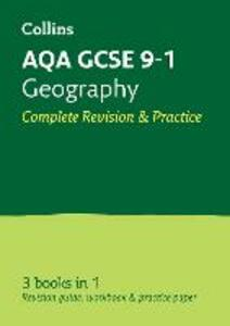 AQA GCSE 9-1 Geography All-in-One Revision and Practice - Collins GCSE - cover