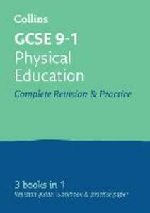 GCSE 9-1 Physical Education All-in-One Revision and Practice - Collins GCSE - cover