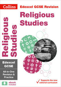 Edexcel GCSE Religious Studies All-in-One Revision and Practice - Collins UK - cover