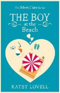 Ebook in inglese The Boy at the Beach Lovell, Katey