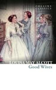 Good Wives - Louisa May Alcott - cover