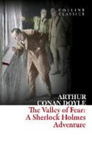Ebook in inglese The Valley of Fear Doyle, Arthur Conan