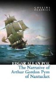 Ebook in inglese The Narrative of Arthur Gordon Pym of Nantucket Poe, Edgar Allan