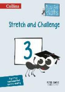 Stretch and Challenge 3 - Peter Clarke - cover
