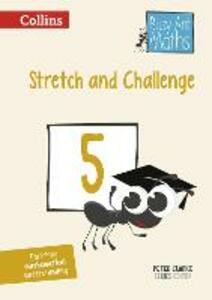 Stretch and Challenge 5 - Peter Clarke - cover