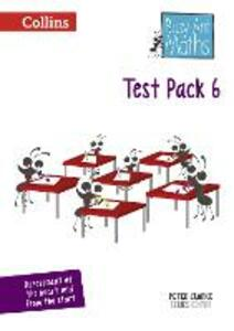 Test Pack 6 - Martin Marsh,Peter Clarke - cover