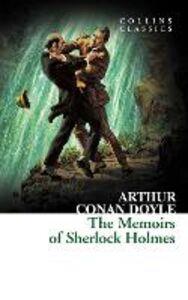 Ebook in inglese The Memoirs of Sherlock Holmes Doyle, Arthur Conan