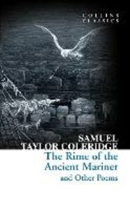 Ebook in inglese The Rime of the Ancient Mariner and Other Poems Coleridge, Samuel Taylor