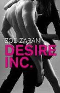 Foto Cover di Desire Inc., Ebook inglese di Zoe Zarani, edito da HarperCollins Publishers