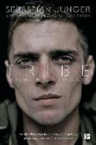 Tribe: On Homecoming and Belonging - Sebastian Junger - cover