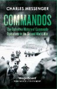 Ebook in inglese Commandos Messenger, Charles