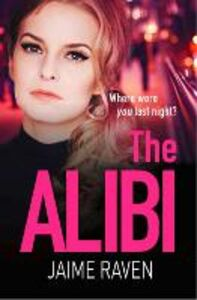 Ebook in inglese The Alibi Raven, Jaime