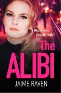 Ebook in inglese The Alibi Raven, Jaime
