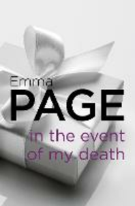 Ebook in inglese In the Event of My Death Page, Emma