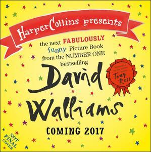 Boogie Bear - David Walliams - cover