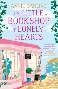 Ebook in inglese The Little Bookshop of Lonely Hearts Darling, Annie