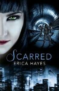 Scarred - Erica Hayes - cover