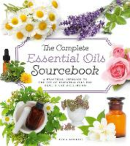 Ebook in inglese The Complete Essential Oils Sourcebook Lawless, Julia