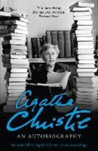 An Autobiography - Agatha Christie - cover