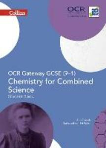 OCR Gateway GCSE Chemistry for Combined Science 9-1 Student Book - Ann Daniels - cover