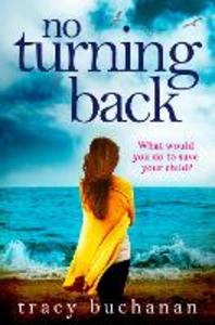 Ebook in inglese No Turning Back Buchanan, Tracy