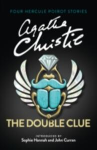 The Double Clue (Quick Reads 2016): And Other Hercule Poirot Stories - Agatha Christie - cover