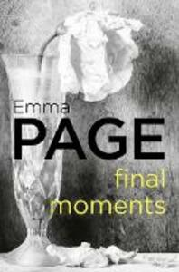 Final Moments - Emma Page - cover