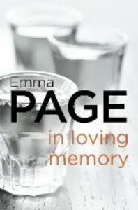 In Loving Memory - Emma Page - cover