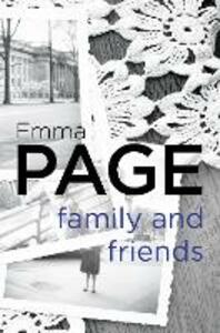 Family and Friends - Emma Page - cover
