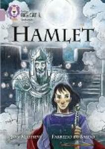 Hamlet: Band 18/Pearl - Jon Mayhew - cover