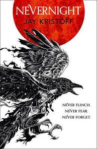 Nevernight - Jay Kristoff - cover