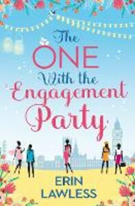 Ebook in inglese The One with the Engagement Party Lawless, Erin