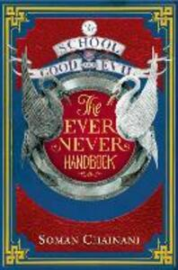 Ever Never Handbook - Soman Chainani - cover