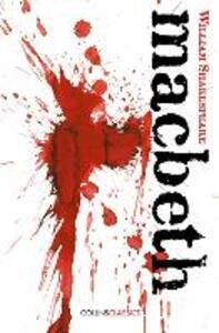 Macbeth - William Shakespeare - cover