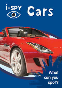 i-SPY Cars: What Can You Spot? - i-SPY - cover