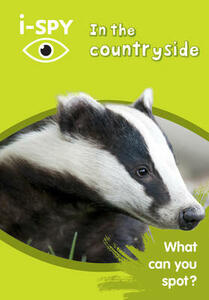 i-SPY In the countryside: What Can You Spot? - i-SPY - cover