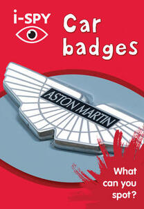i-SPY Car badges: What Can You Spot? - i-SPY - cover