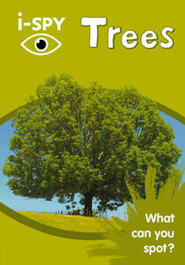 i-SPY Trees: What Can You Spot? - i-SPY - cover