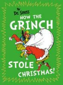How the Grinch Stole Christmas! Pocket Edition - Dr. Seuss - cover
