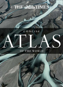 The Times Concise Atlas of the World: 13th Edition - Times Atlases - cover