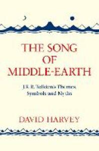 Foto Cover di The Song of Middle-earth, Ebook inglese di David Harvey, edito da HarperCollins Publishers